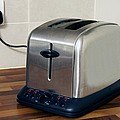 Electric Toaster by Johnny Greig