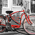 Electric Vehicle . Peddle Power . Infinite Miles To The Gallon . 7d12730 by Wingsdomain Art and Photography