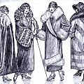 Elegant Coats by Mel Thompson