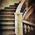 Elegant Staircase by Jill Battaglia