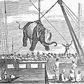 Elephant Hoist, 1858 by Granger