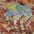 Elephant II by Betsy Knapp