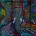 Elephant by Megan Wood