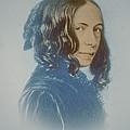 Elizabeth Barrett Browning, English Poet by Photo Researchers