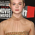 Elle Fanning At Arrivals For 16th by Everett