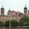 Ellis Island by Living Color Photography Lorraine Lynch