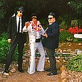 Elvis And The Blues by Randy Rosenberger