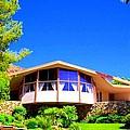 Elvis Honeymoon House by Randall Weidner