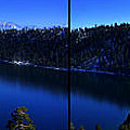 Emerald Bay Panorama Lake Tahoe by Brad Scott
