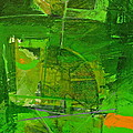 Emerald Green Tobor by Cliff Spohn