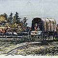 Emigrants To Ohio, 1805 by Granger