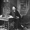 Emile Zola (1840-1902) by Granger
