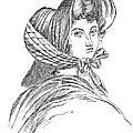 Emily Bront� (1818-1848) by Granger