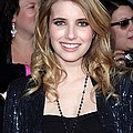 Emma Roberts At Arrivals For The by Everett