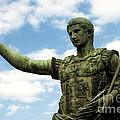 Emperor Caesar Augustus by Fabrizio Troiani