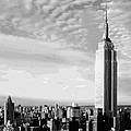 Empire State Building Bw16 by Scott Kelley