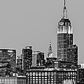 Empire State Bw by Susan Candelario
