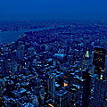Empire State Of Mind Cold  by Brian Cruz