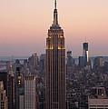 Empire Sunset by Michael Dorn