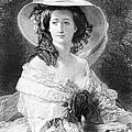 Empress Eugenie Of France by Granger