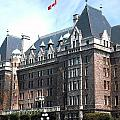 Empress Hotel  by Kelly Manning