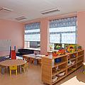 Empty Estonian Elementary Grade School by Jaak Nilson