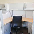 Empty Office Cubicle by Jetta Productions, Inc