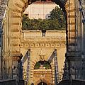 Empty Stone Bridge by Jeremy Woodhouse