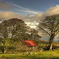 Emsworthy Barn by Phil Hemsley