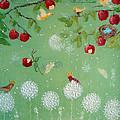 Enchanted Garden by Jo Roffe