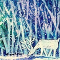 Enchanted Winter Forest by Shana Rowe Jackson