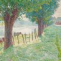 End Of August by Emile Claus