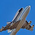 Endeavour's Last Flight by Bill Owen