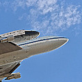 Endeavour's Last Flight IIi by Bill Owen