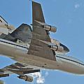 Endeavour's Last Flight Iv by Bill Owen