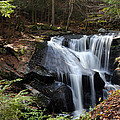 Enders Falls by Mike Martin