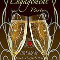 Engagement Party Card by Debra     Vatalaro