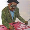 Engelbert Mveng by Emmanuel Baliyanga