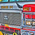 Engine 34 by Michael Frank Jr