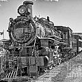 Engine 593 by Eunice Gibb