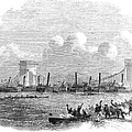 England: Boat Race, 1858 by Granger