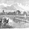 England: Boat Race, 1866 by Granger