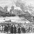 England: Boat Race, 1869 by Granger