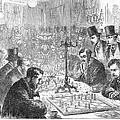 England: Chess Match by Granger
