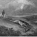 England: Coursing, 1833 by Granger