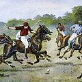 England: Polo, 1902 by Granger