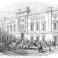 England: Theatre, 1843 by Granger