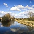English Countryside1 by Jane Rix