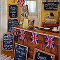 English Tearoom by Carla Parris