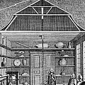 Enlightenment Lightning, 1766 by Science Source